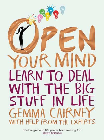 Open Your Mind - Jacket