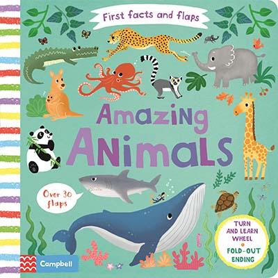 Amazing Animals - Jacket