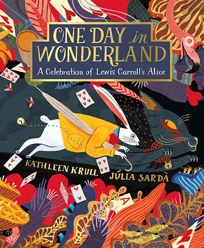 One Day in Wonderland - Jacket