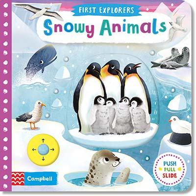 Snowy Animals - Jacket