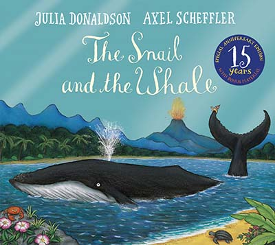 The Snail and the Whale 15th Anniversary Edition - Jacket