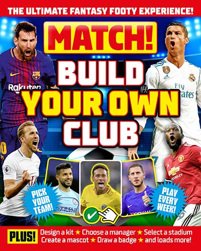 Match! Build Your Own Club - Jacket