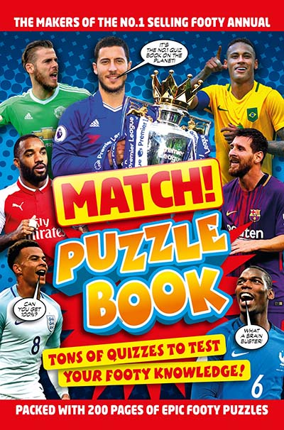 Match! Football Puzzles - Jacket
