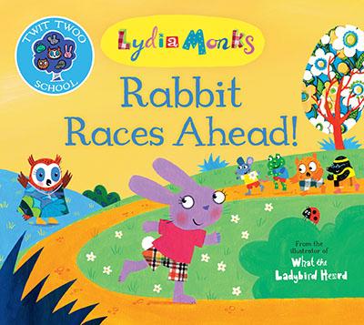 Rabbit Races Ahead! - Jacket