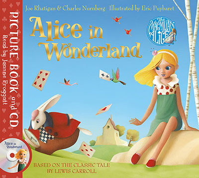 Alice in Wonderland - Jacket