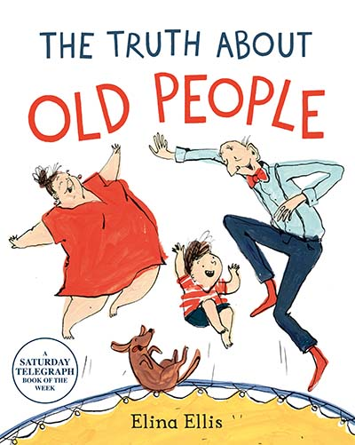 The Truth About Old People - Jacket