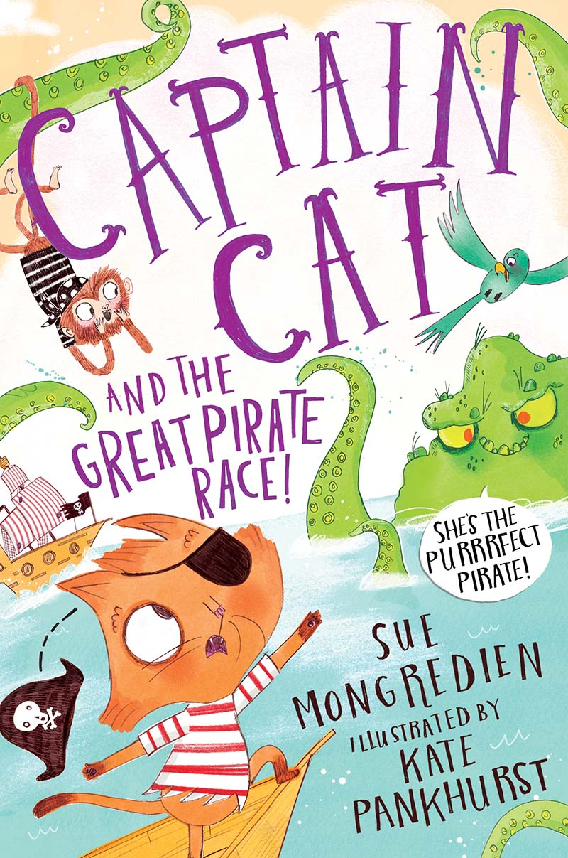 Captain Cat and the Great Pirate Race - Jacket