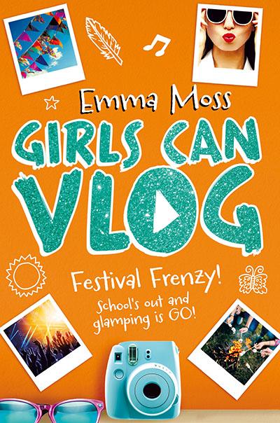 Girls Can Vlog: Festival Frenzy - Jacket