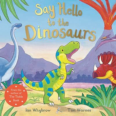Say Hello to the Dinosaurs - Jacket