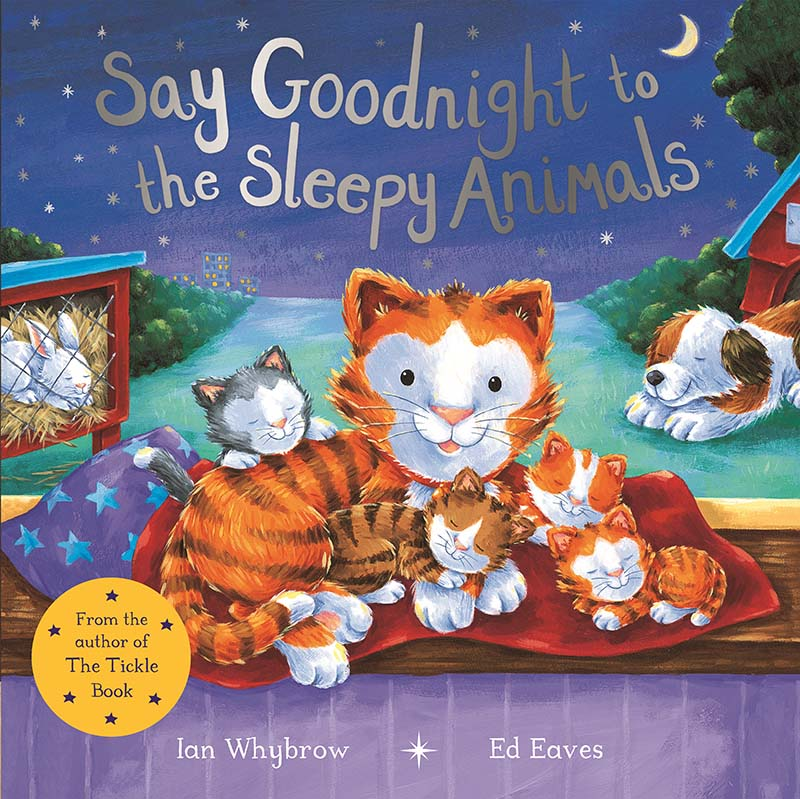Say Goodnight to the Sleepy Animals - Jacket