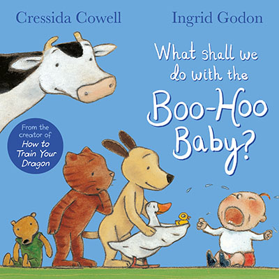 What Shall We Do With The Boo-Hoo Baby? - Jacket