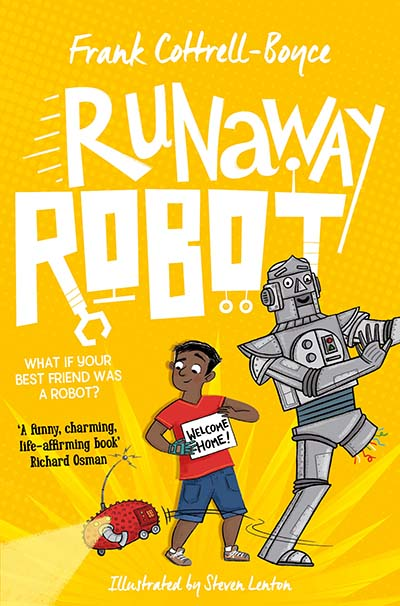 Runaway Robot - Jacket
