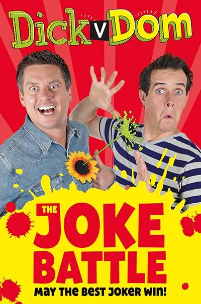 Dick v Dom - The Joke Battle - Jacket