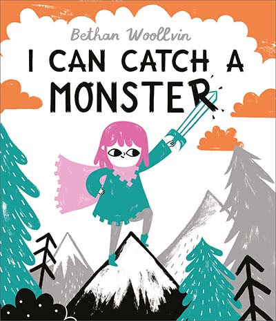 I Can Catch a Monster - Jacket