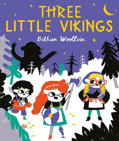 Three Little Vikings - Jacket