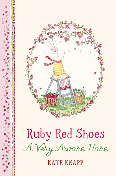 Ruby Red Shoes: A Very Aware Hare - Jacket