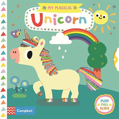 My Magical Unicorn - Jacket