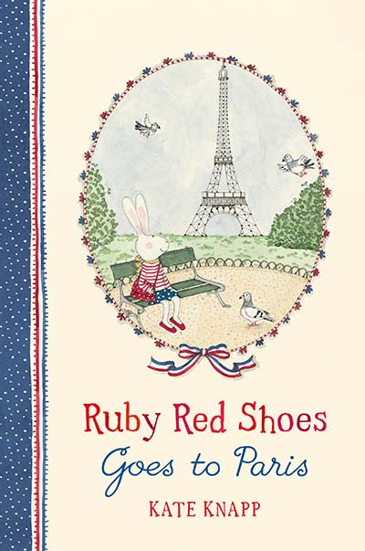 Ruby Red Shoes Goes To Paris - Jacket