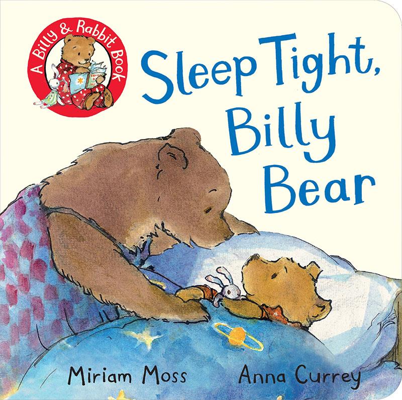 Sleep Tight, Billy Bear - Jacket