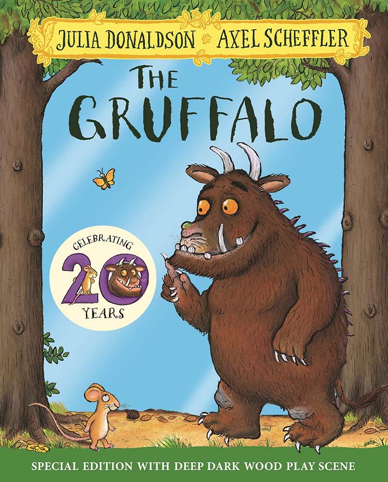 The Gruffalo 20th Anniversary Edition - Jacket