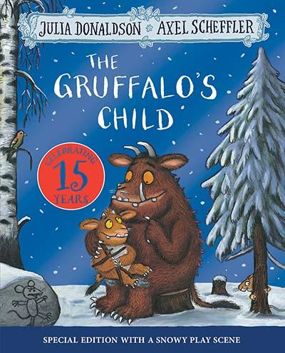 The Gruffalo's Child 15th Anniversary Edition - Jacket