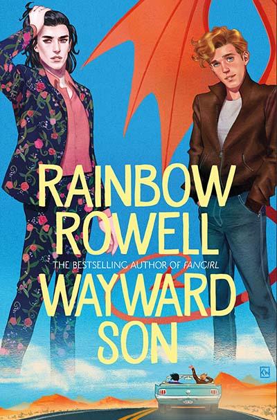 Wayward Son - Jacket