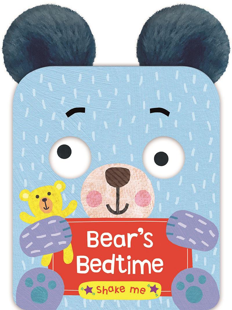 Bear's Bedtime - Jacket