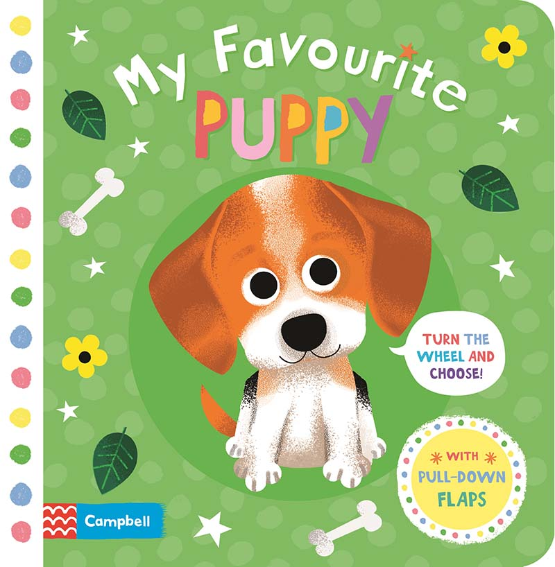 My Favourite Puppy - Jacket