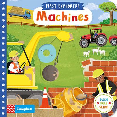 Machines - Jacket