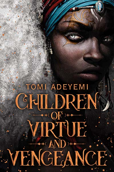 Children of Virtue and Vengeance - Jacket