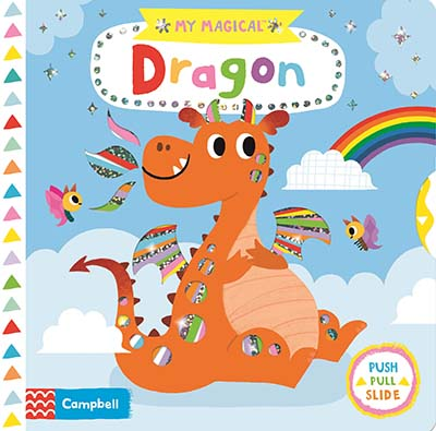 My Magical Dragon - Jacket