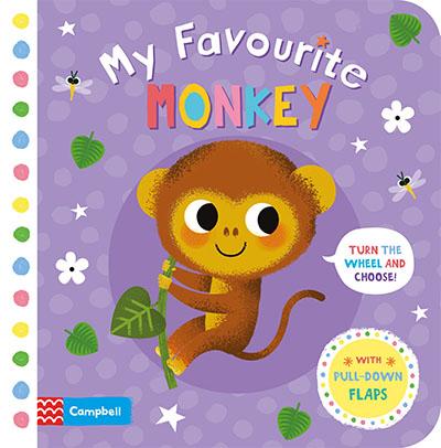 My Favourite Monkey - Jacket