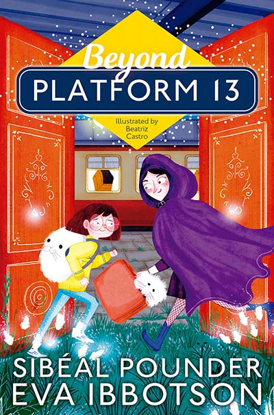 Beyond Platform 13 - Jacket