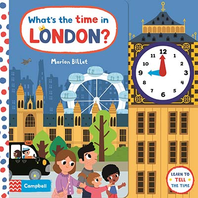 What's the Time in London? - Jacket