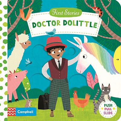 Doctor Dolittle - Jacket
