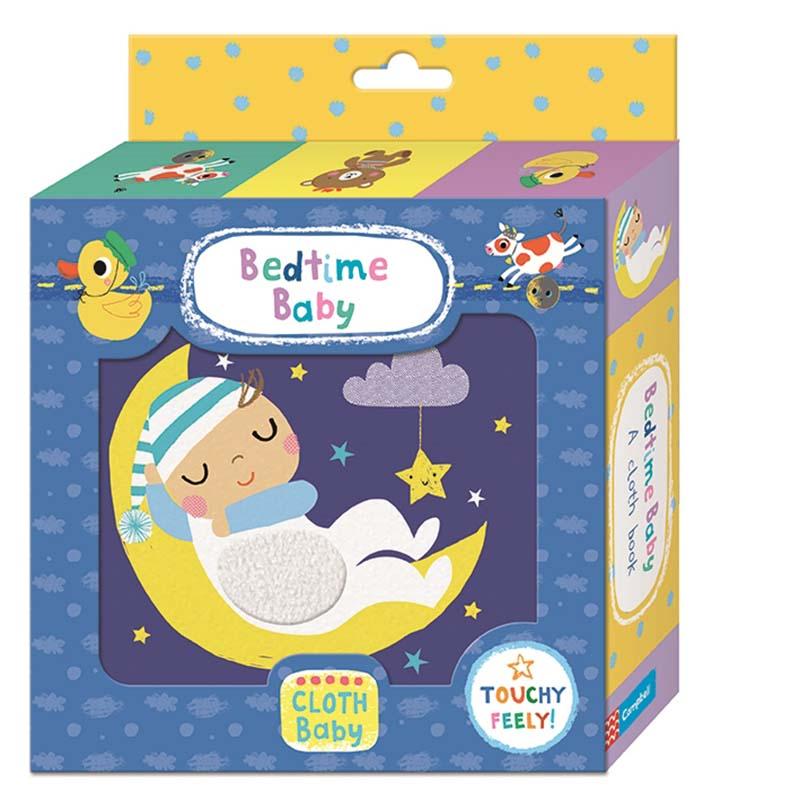 Bedtime Baby Cloth Book - Jacket