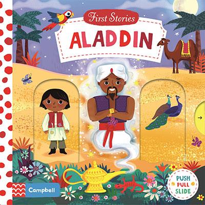 Aladdin - Jacket