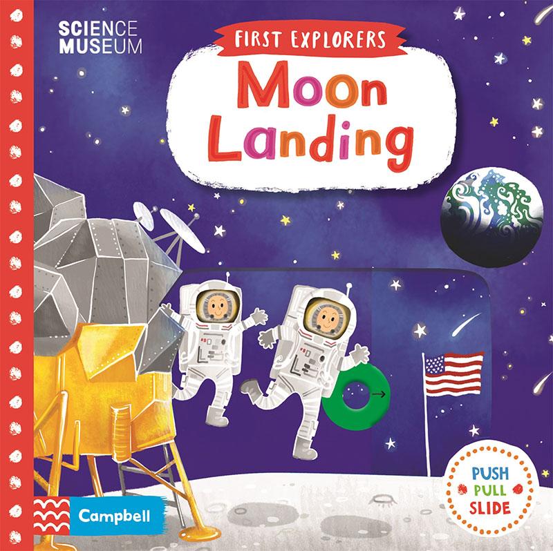 Moon Landing - Jacket