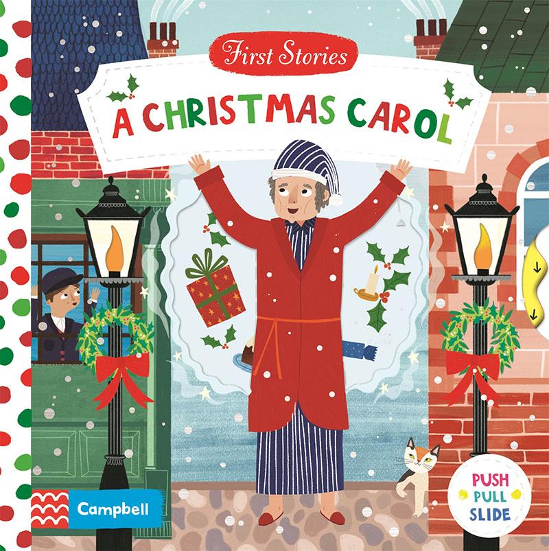 A Christmas Carol - Jacket