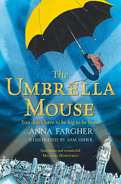 The Umbrella Mouse - Jacket