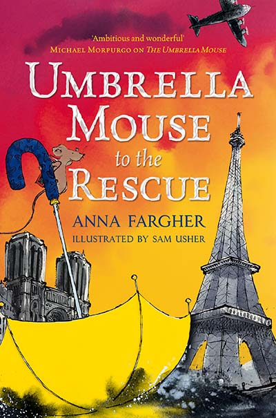 Umbrella Mouse to the Rescue - Jacket