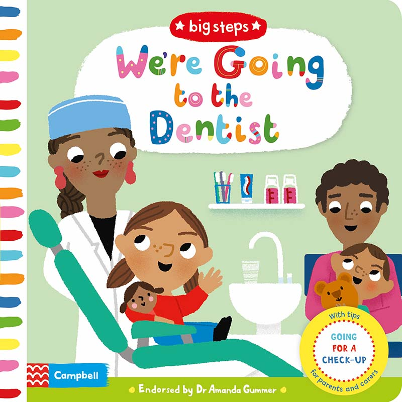 We're Going to the Dentist - Jacket
