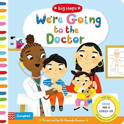 We're Going to the Doctor - Jacket
