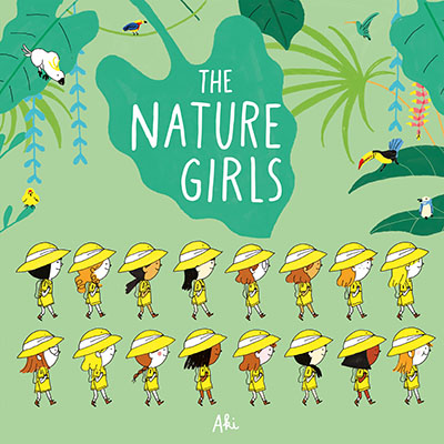 The Nature Girls - Jacket