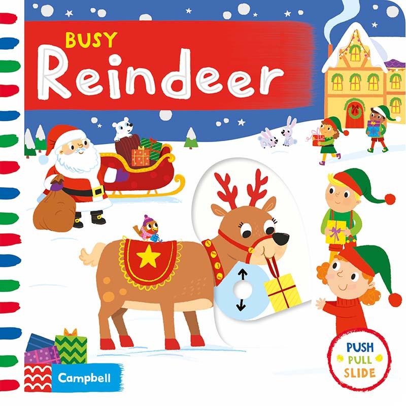 Busy Reindeer - Jacket