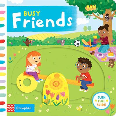 Busy Friends - Jacket