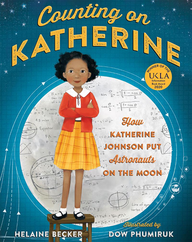 Counting on Katherine - Jacket