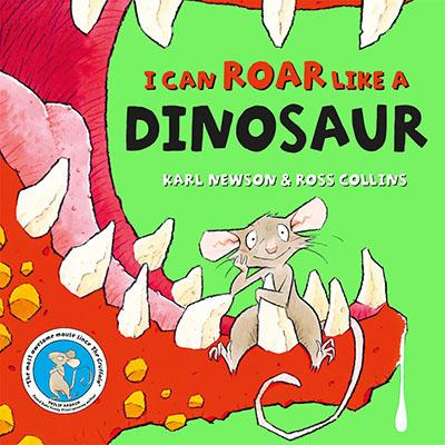 I can roar like a Dinosaur - Jacket