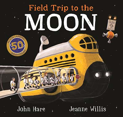 Field Trip to the Moon - Jacket