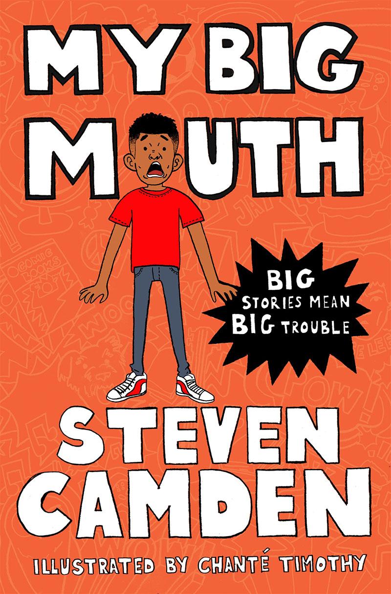 My Big Mouth - Jacket